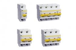 Автоматические выключатели ВА 47-100 ИЭК