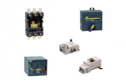 Дополнительные устройства к автоматическим выключателям ВА88 ИЭК