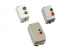 Контакторы КМИ с электротепловым реле в защитной оболочке ИЭК