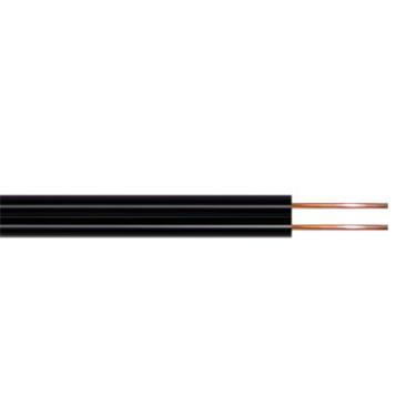 Провод телефонный ПРППМ 2х1,2 мм. кв.