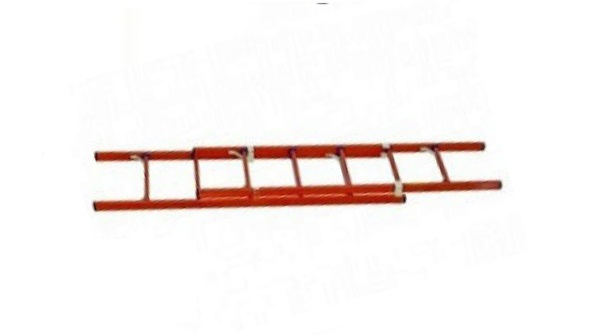 Лестница раздвижная стеклопластиковая ЛСПРД 4,0 ЕВРО