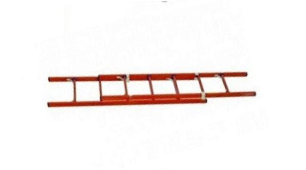 Лестница стеклопластиковая, приставная раздвижная ЛСПРД 5,0 ЕВРО