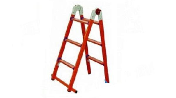 Лестница-стремянка стеклопластиковая ЛСПТД 2.0