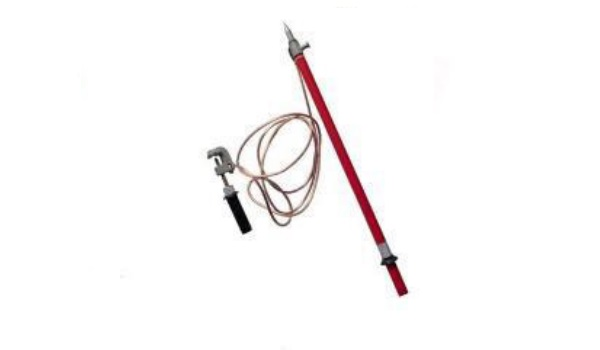 Штанга для разряда конденсаторов ШК-10