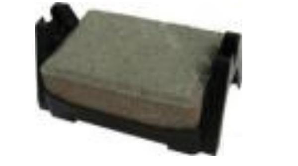 Держатель проводника на плоской кровле c бетоном