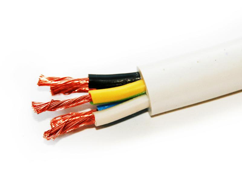 Провод соединительный ПВСнг(А)-LS 5х2.5 мм кв. [соответ. ГОСТ]