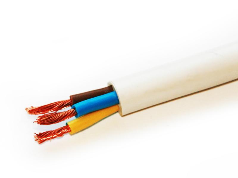 Провод соединительный ПВС РЭК-PRYSMIAN 3х2.5 мм. кв.