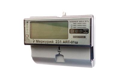 Меркурий 231 АRT-01 Ш