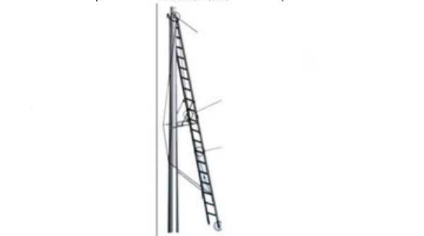 Лестница ЛПНС-2К-7