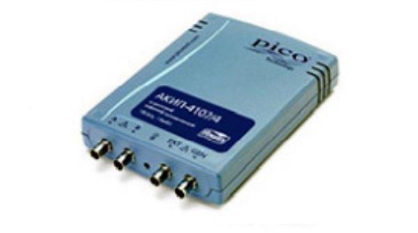 USB осциллограф АКИП-4107/2