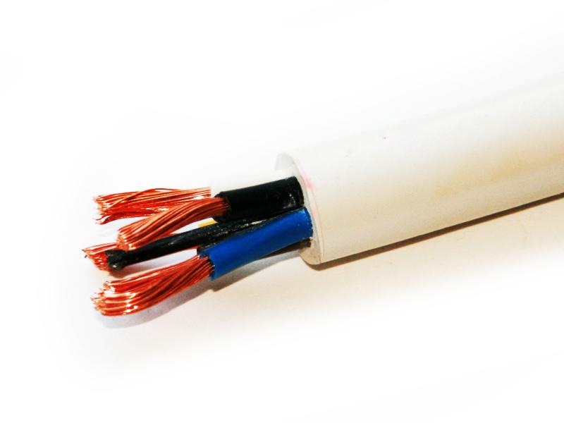 """Провод соединительный ПВС 5х4 мм кв. [соответ. ГОСТ] """"РЭК- PRYSMIAN"""""""