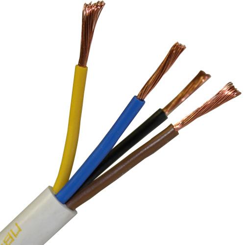 Провод соединительный ПВС РЭК-PRYSMIAN 4х10 мм. кв.