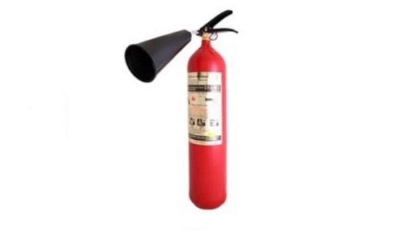 ОУ-3 Огнетушитель углекислотный