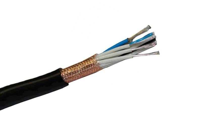Универсальный кабель МКЭШВнг(А) 4х2х1,0 мм кв. [соответ. ГОСТ]
