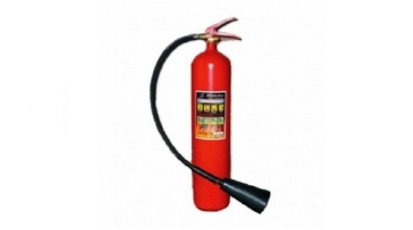 Огнетушитель углекислотный ОУ-4