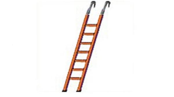 Лестница навесная ЛСН-3