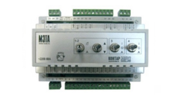 Базовый модуль MR 8.1101