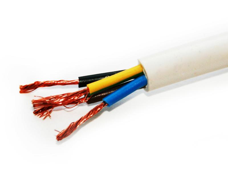 Провод соединительный ПВСнг(А)-LS 4х0.75 мм кв. [соответствует ГОСТ]