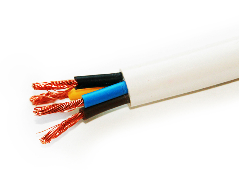 Провод соединительный ПВСнг(А)-LS 4х2,5 мм кв. [соответствует ГОСТ]