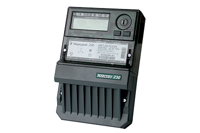 Меркурий 230 ART с GSM-модемом