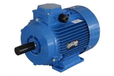 Электродвигатель 0,25 кВт 1000 об/мин, АИР63В6 лапы